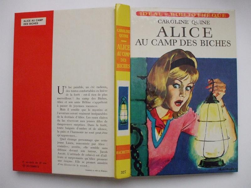 Recherches sur les anciennes éditions d'Alice (Titres 1 à 15) 25697610