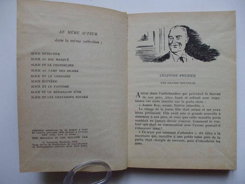 Recherches sur les anciennes éditions d'Alice (Titres 1 à 15) 30665010