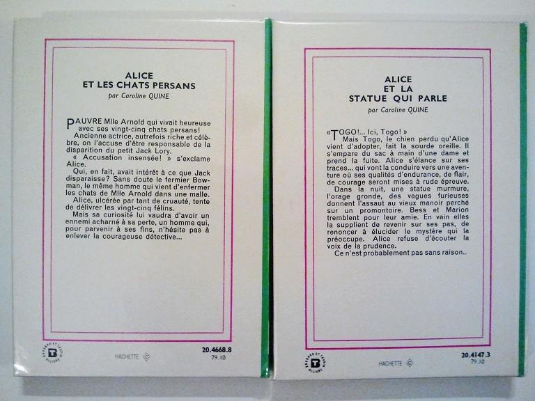 Recherches sur les anciennes éditions d'Alice (Titres 31 à 45) 32918210