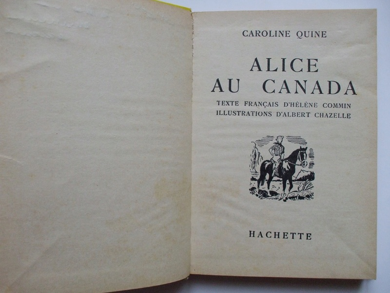 Recherches sur les anciennes éditions d'Alice (Titres 1 à 15) 43477810