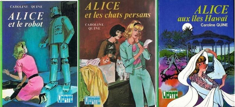 Recherches sur les anciennes éditions d'Alice (Titres 31 à 45) 49660410