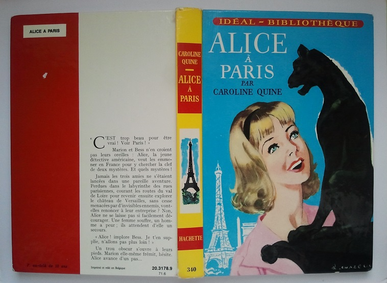 Recherches sur les anciennes éditions d'Alice (Titres 31 à 45) 94124710