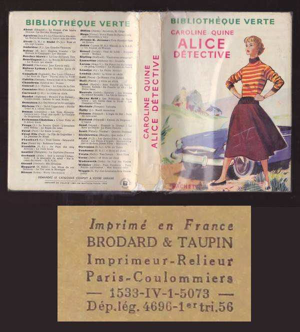 Recherches sur les anciennes éditions d'Alice (Titres 1 à 15) Alice_10