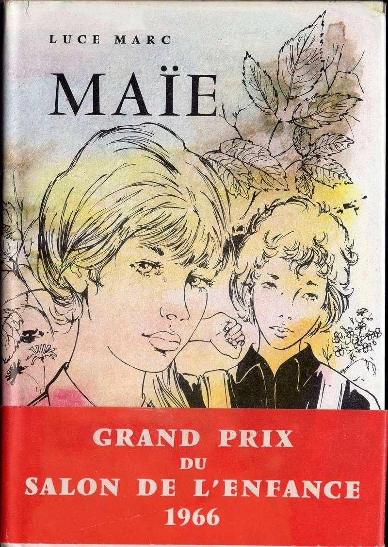 Les livres d'enfants avec bandeau.  Maie0011