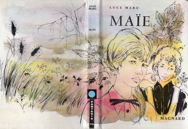 Les livres d'enfants avec bandeau.  Maie0012