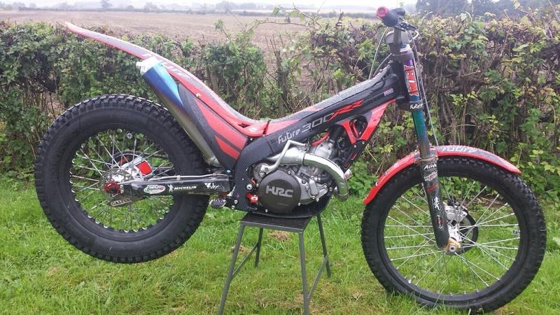 MONTESA 300 RR H&D Racing 2T 14125710
