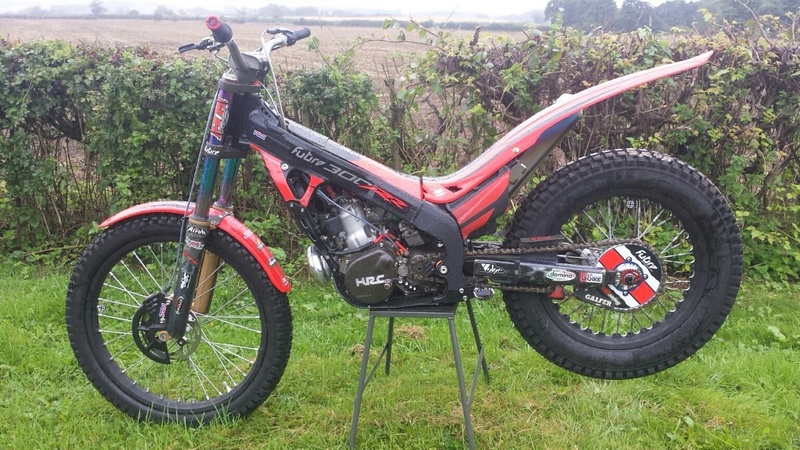 MONTESA 300 RR H&D Racing 2T 14188210