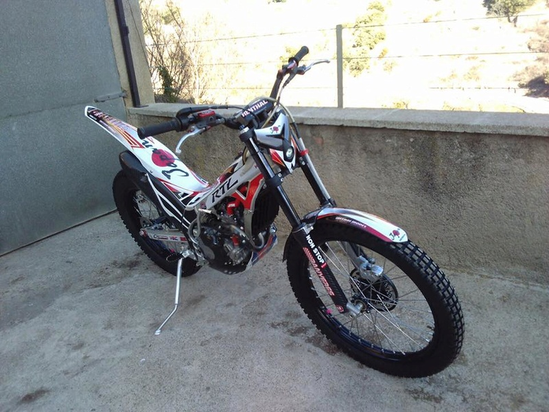 Montesa Cota 4RT. Mitani parts / JbanyeresPar 15823411