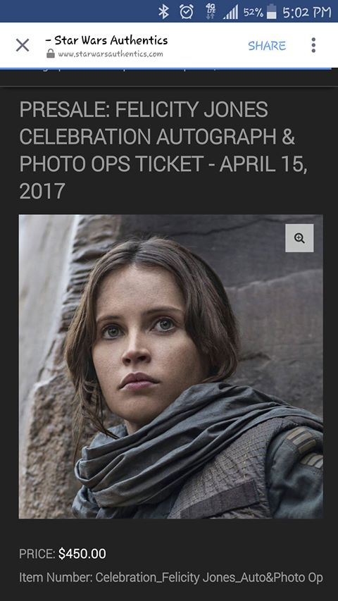 Star Wars Celebration Orlando 2017 16587310