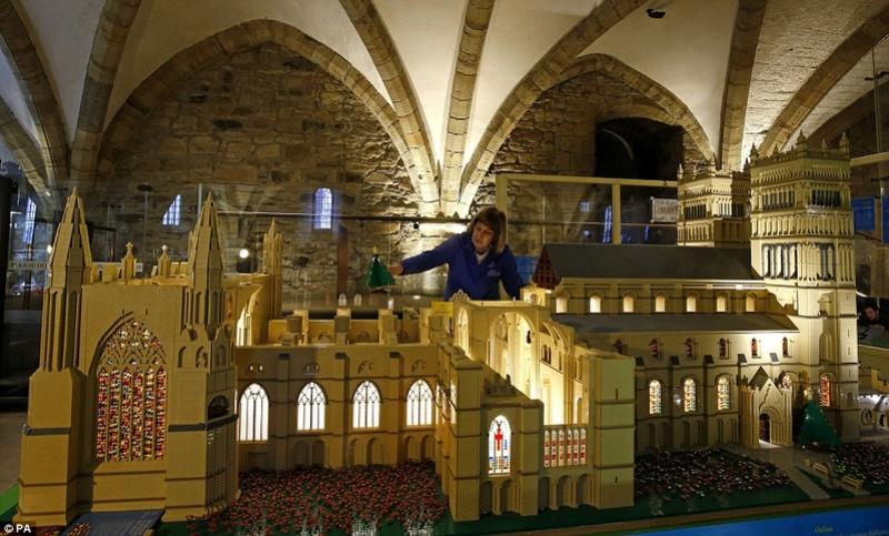 Cathédrale de Durham : un financement astucieux pour la restauration du site 2f7be410