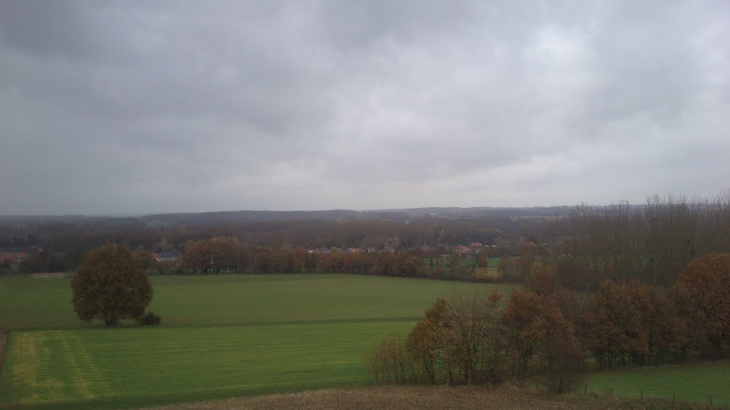 La tour Voolyberg à Tielt-Winge, Belgique 99808011