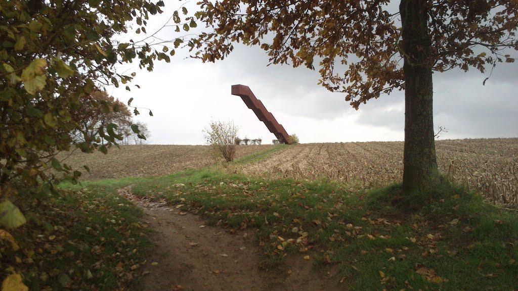 La tour Voolyberg à Tielt-Winge, Belgique 99808012