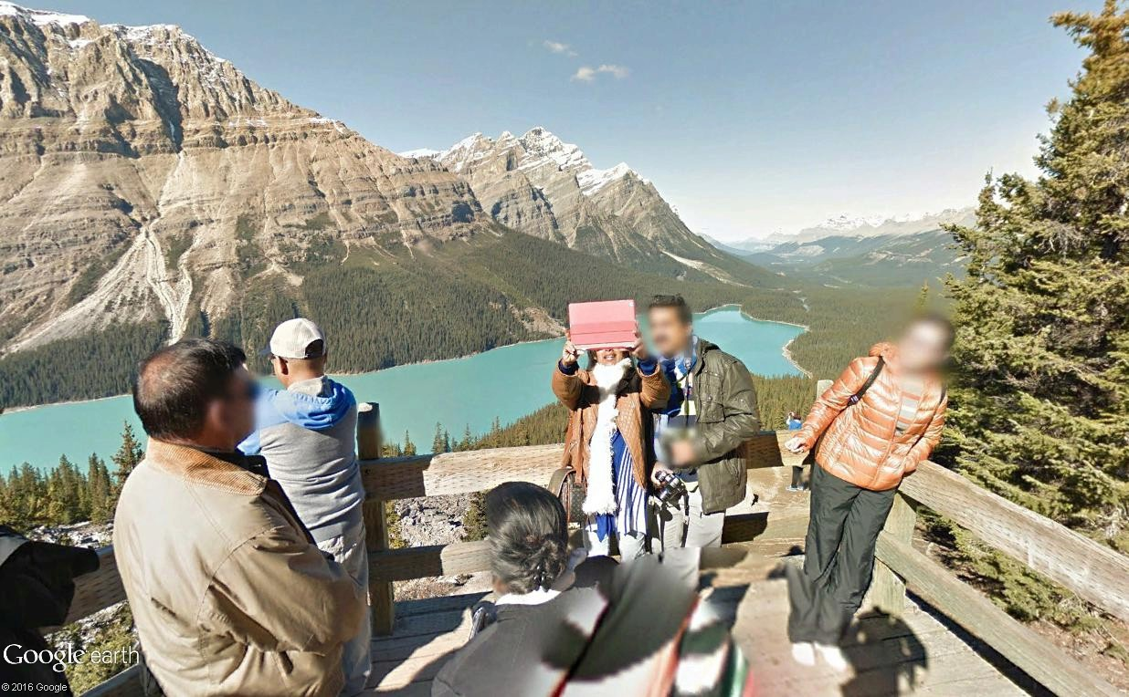STREET VIEW : photos souvenir - Page 3 Banff110