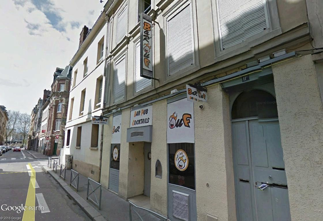 STREET VIEW : bistrots et  bars - Page 6 Barouf10