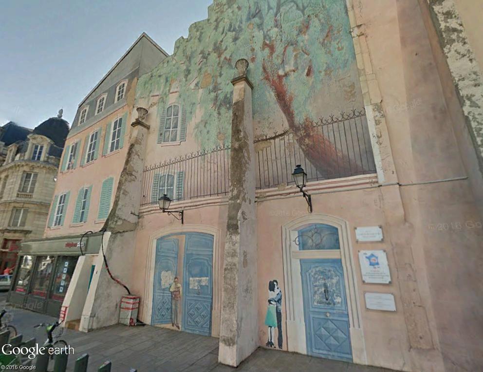 STREET VIEW : les fresques murales en France - Page 14 Catimi10