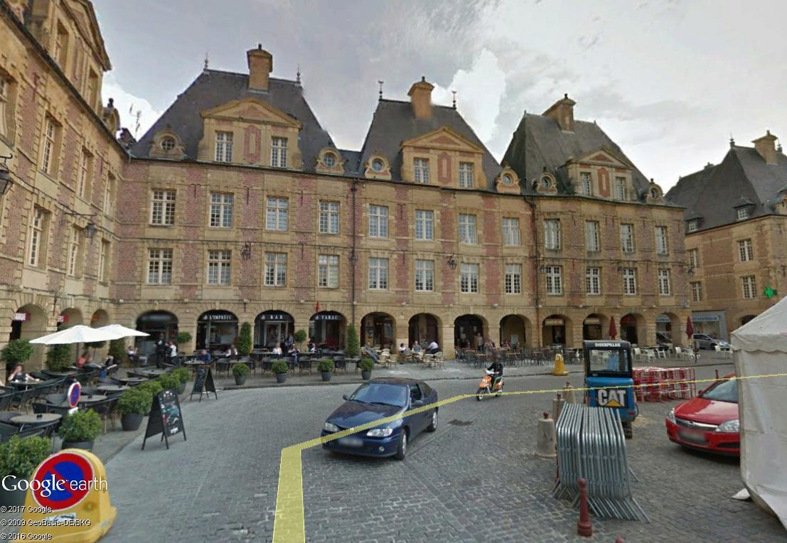Street View : Places Royales Charle13