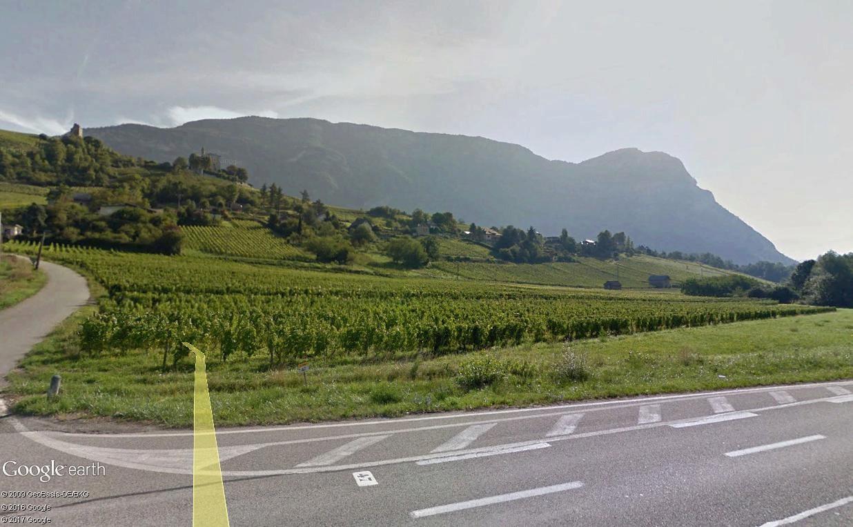 STREET VIEW : 2 sens de circulation = 2 saisons différentes vues de la Google Car ! [A la chasse !] - Page 4 Chigni10