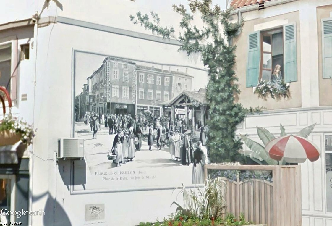 STREET VIEW : les fresques murales en France - Page 9 Dauphi10