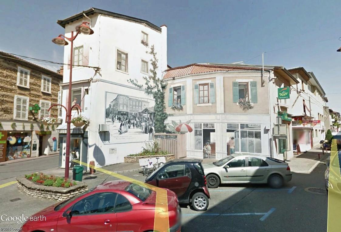 STREET VIEW : les fresques murales en France - Page 9 Dauphi11