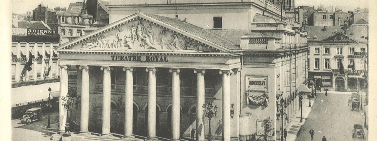 ARCHITECTURE : les frontons racontent une histoire - Page 2 De-mun10