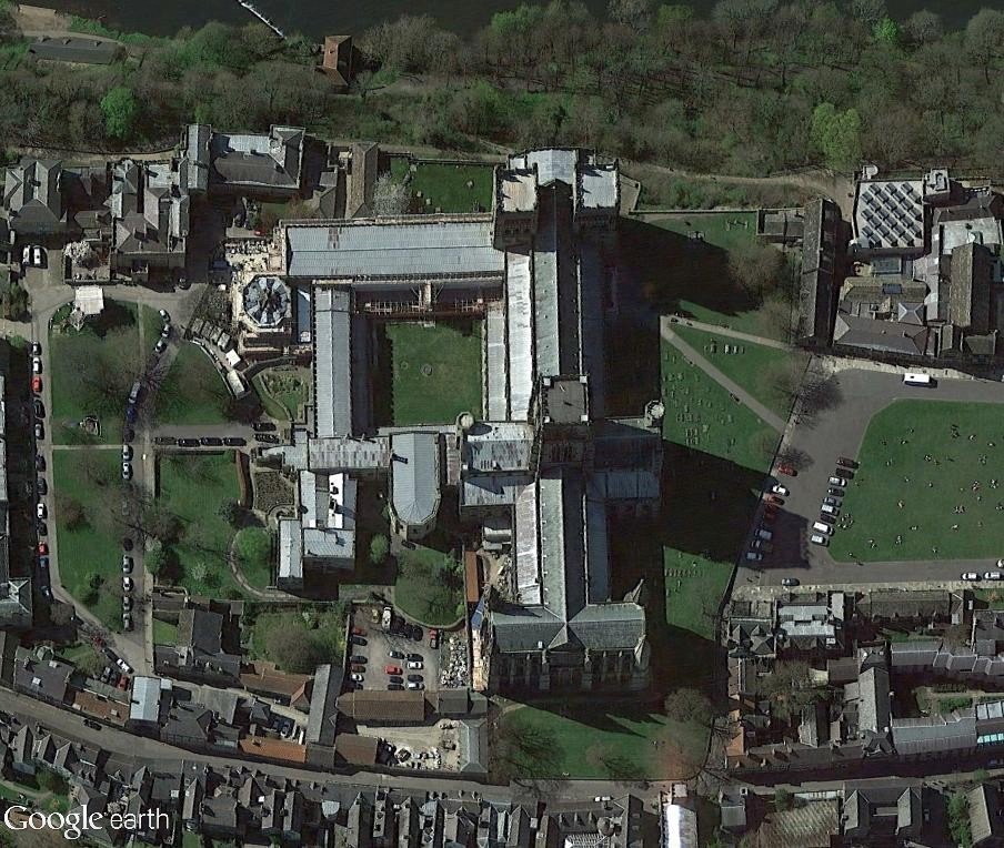 Cathédrale de Durham : un financement astucieux pour la restauration du site Durham10
