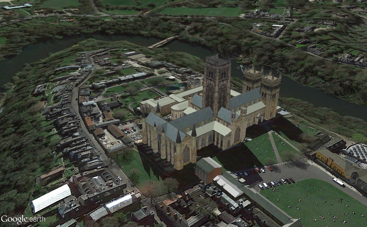 Cathédrale de Durham : un financement astucieux pour la restauration du site Durham11