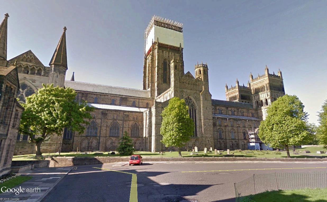 Cathédrale de Durham : un financement astucieux pour la restauration du site Durham12