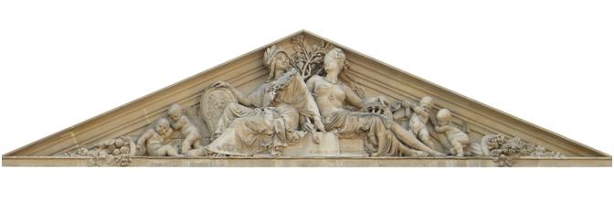 ARCHITECTURE : les frontons racontent une histoire - Page 2 Fronto10