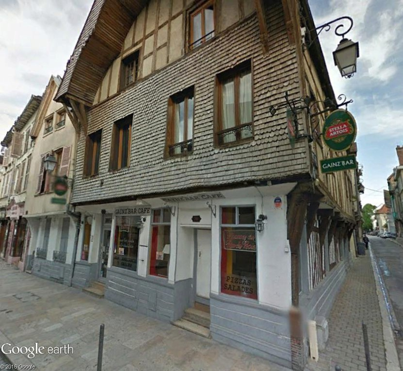 STREET VIEW : bistrots et  bars - Page 6 Gainz_10