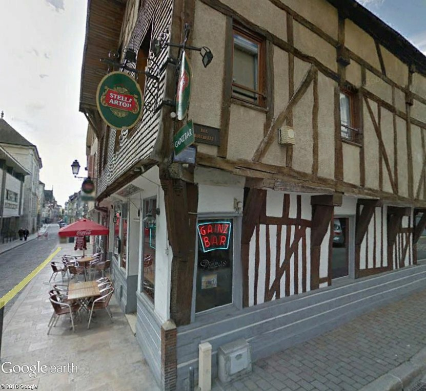 STREET VIEW : bistrots et  bars - Page 6 Gainz_11