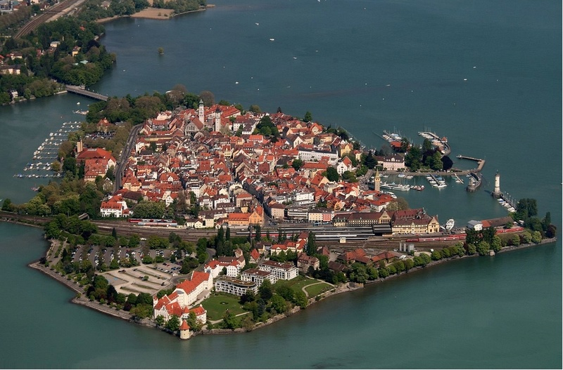 Lindau, une Venise à la mode bavaroise Gddq10