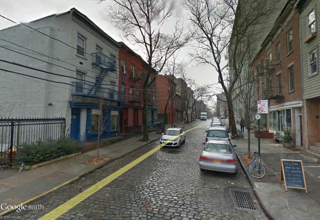 STREET VIEW : 2 sens de circulation = 2 saisons différentes vues de la Google Car ! [A la chasse !] - Page 4 Hudson10