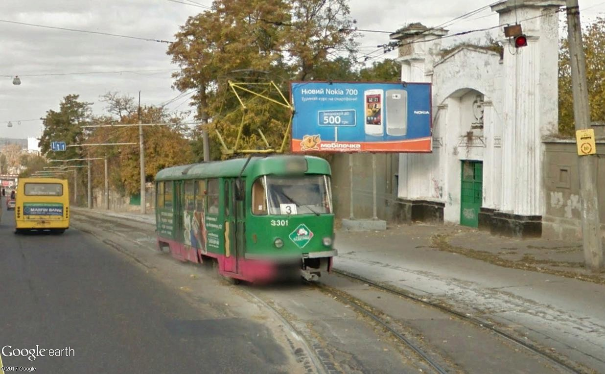 STREET VIEW : les tramways en action - Page 3 Kiev_210