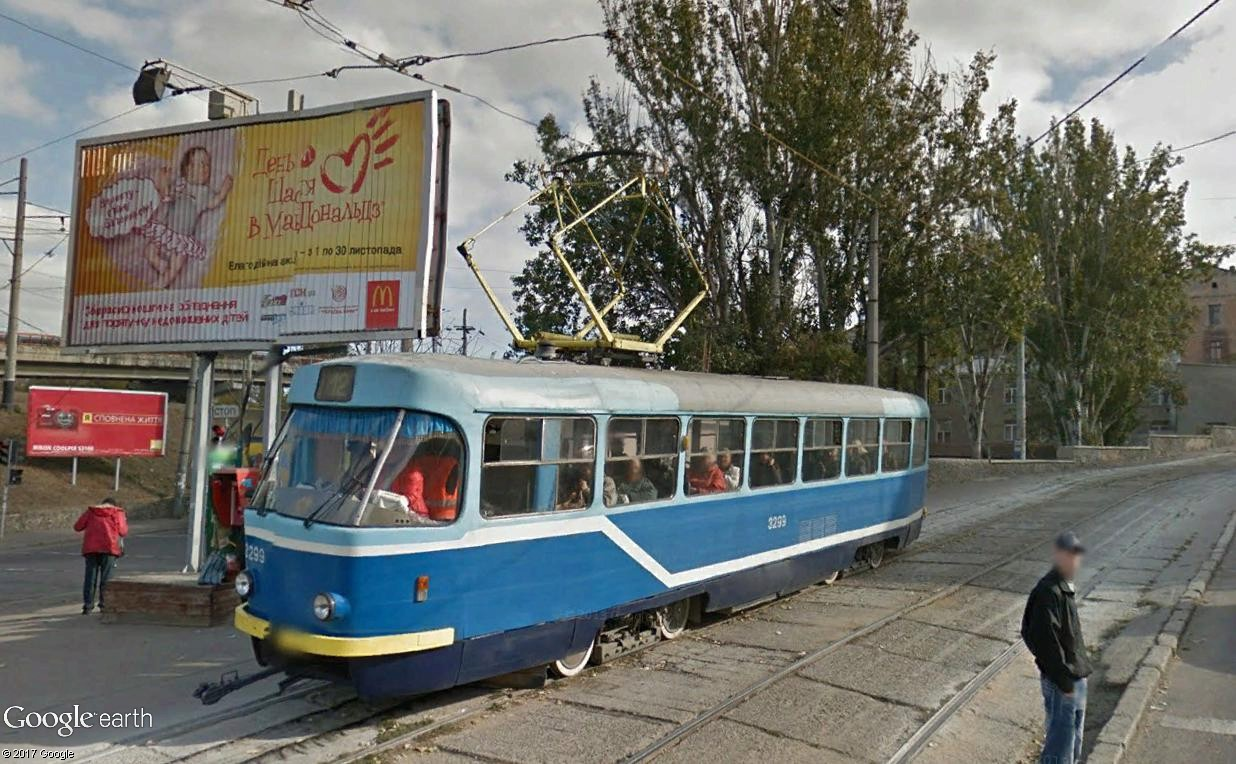 STREET VIEW : les tramways en action - Page 3 Kiev_310