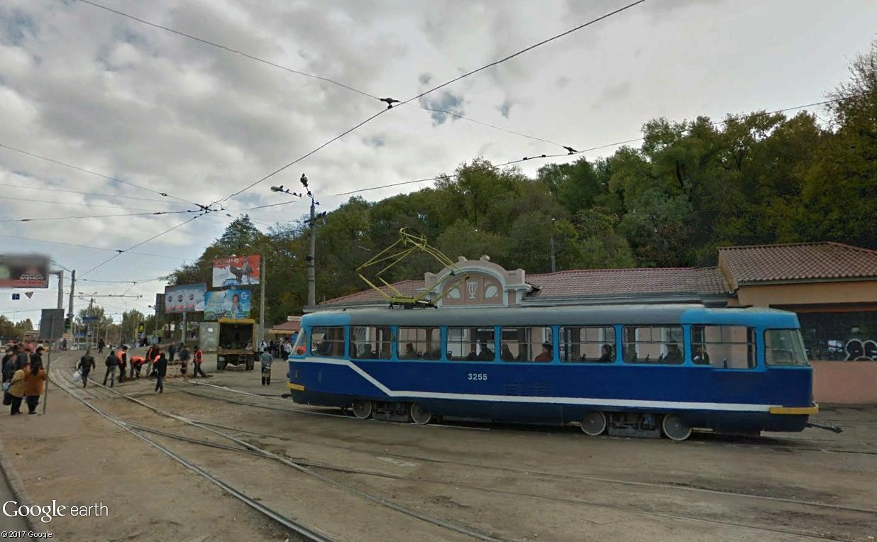 STREET VIEW : les tramways en action - Page 3 Kiev_410
