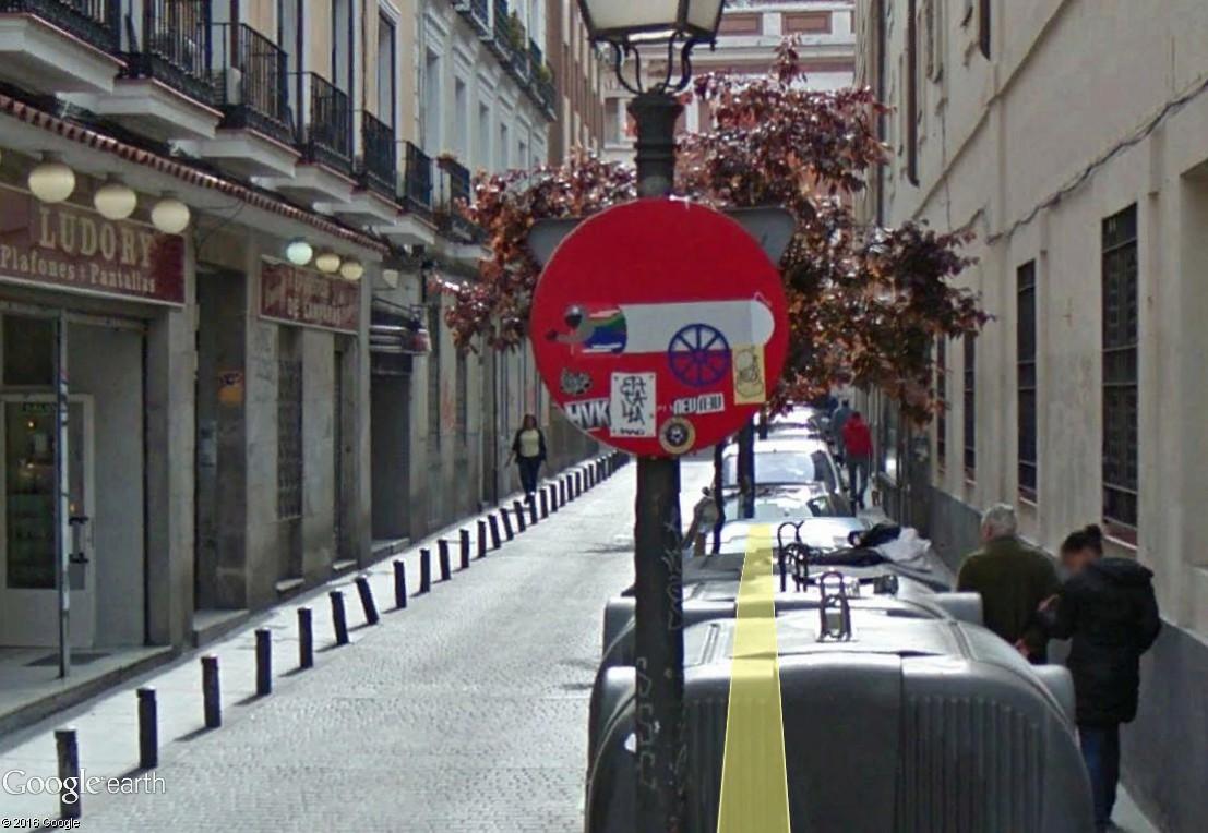 STREET VIEW : les panneaux routiers - Page 5 L_homm10