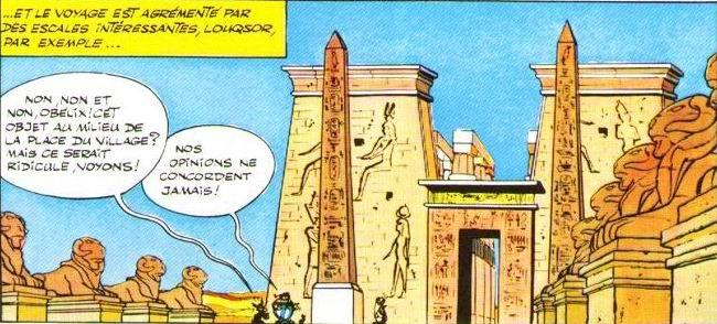 Poussière d'Egypte Antique Louqso10