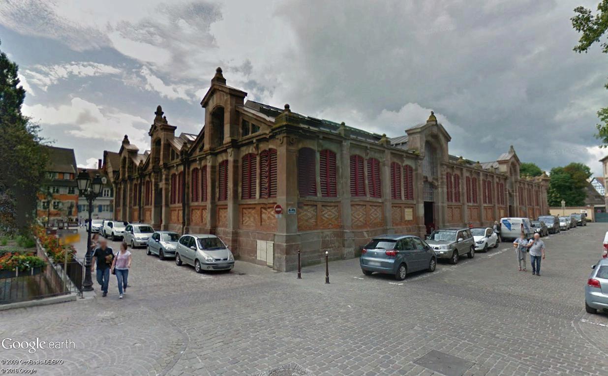 STREET VIEW : halles et marchés couverts - Page 3 Marchy10