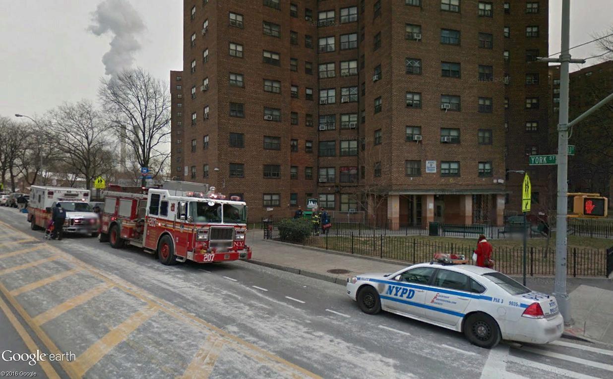 STREET VIEW : à la recherche des interventions de pompiers Ny10