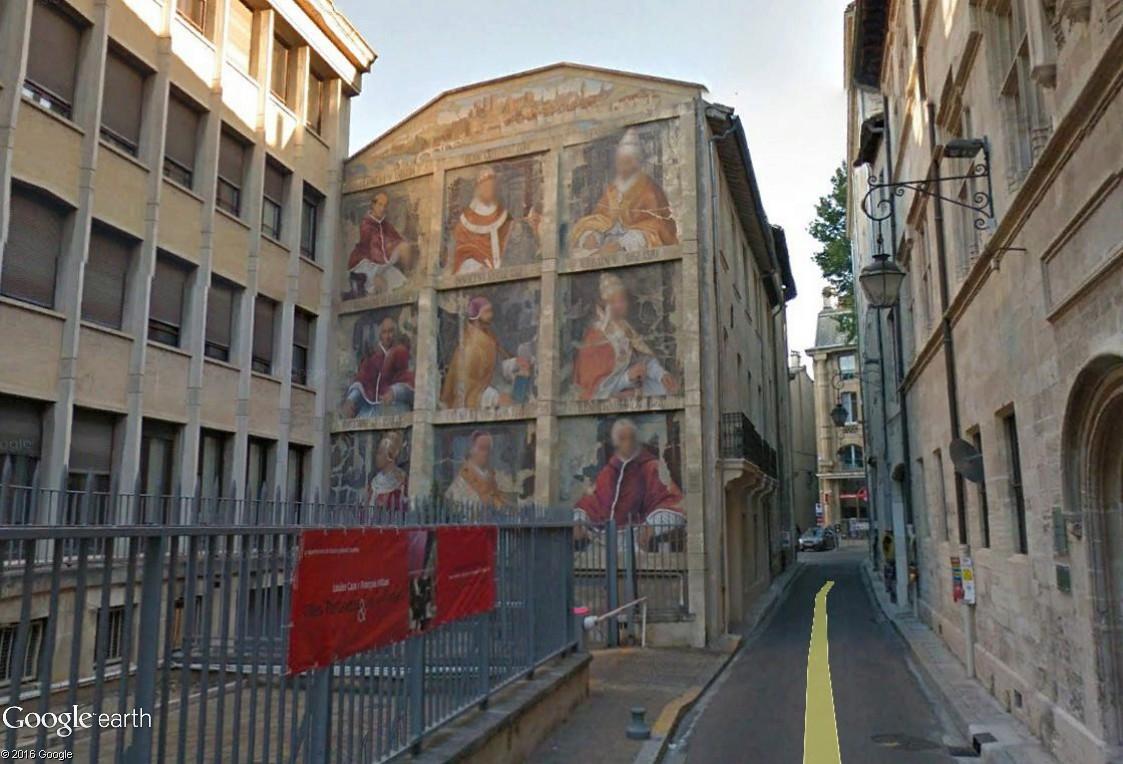 STREET VIEW : les fresques murales en France - Page 9 Papes10