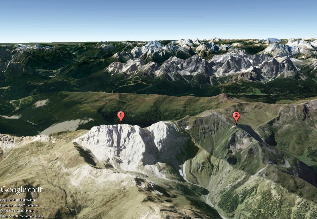 Le Grand Kinigat et le Rosskopf : sommets à vendre dans les Alpes Autrichiennes Rossko10