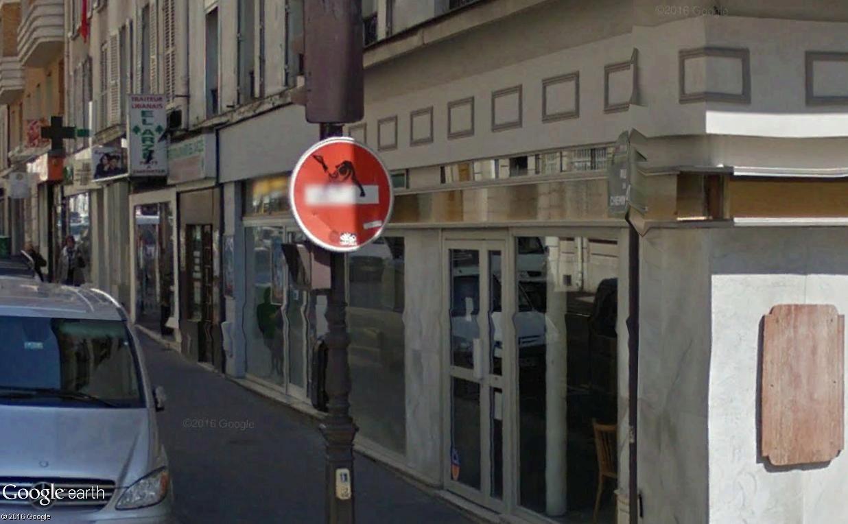 STREET VIEW : les panneaux routiers - Page 5 Sens_i11