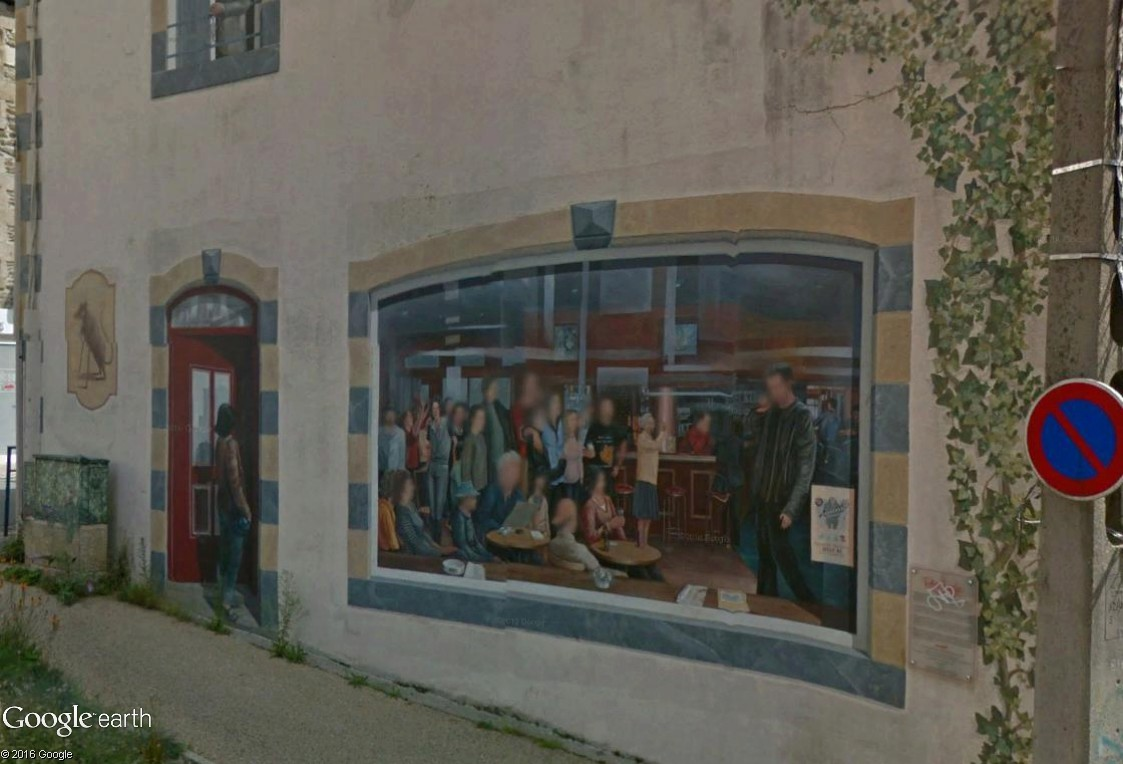 STREET VIEW : les fresques murales en France - Page 9 Tavern11