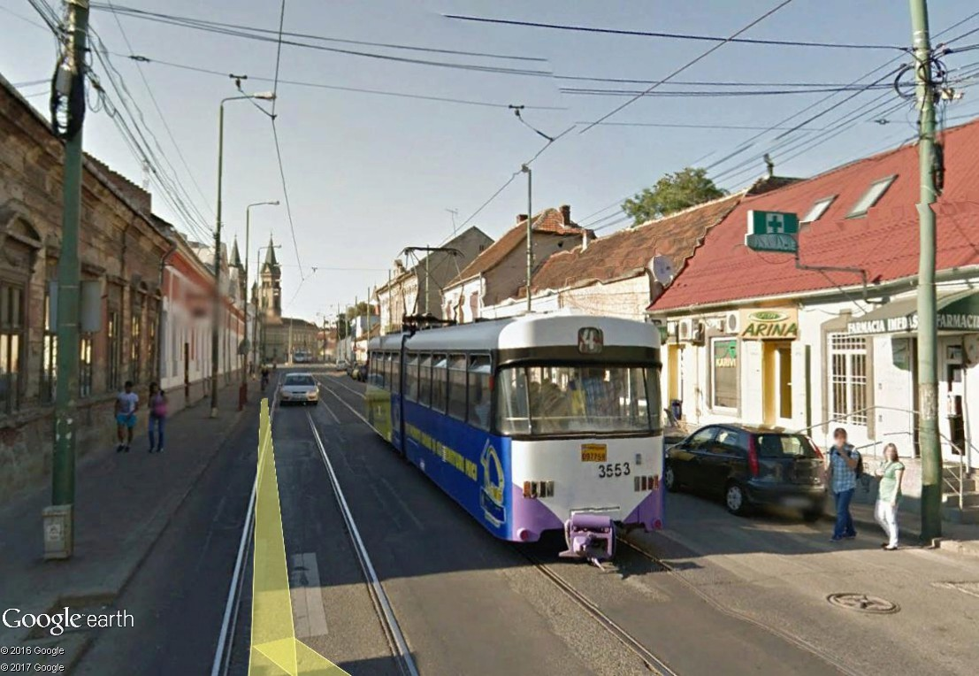 STREET VIEW : les tramways en action - Page 3 Timiso10
