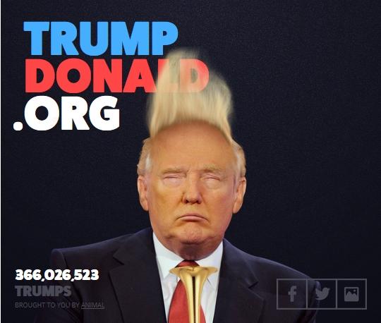 La Trump'ette de Donald! Trump10