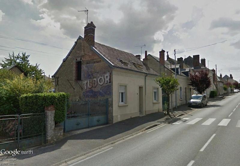 STREET VIEW : Vieilles publicités murales - Page 22 Tudor10
