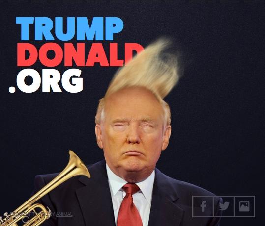 La Trump'ette de Donald! Tyrump10