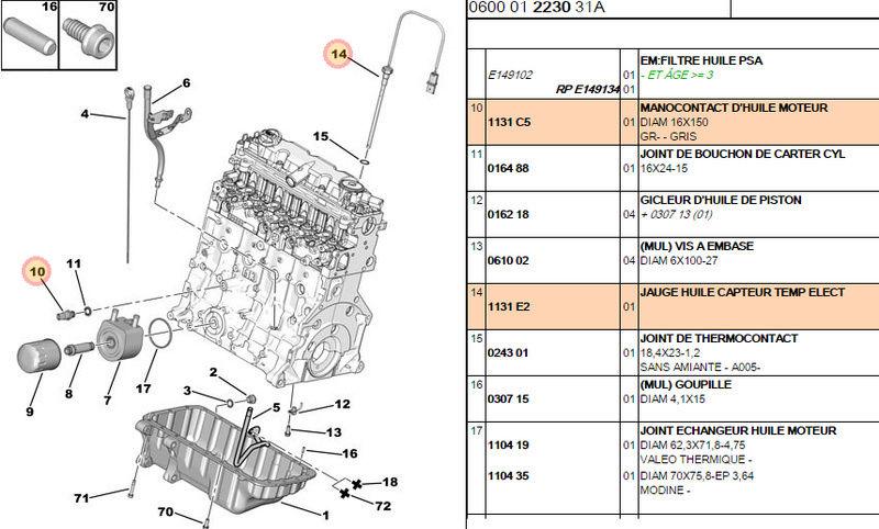 [ Citroen C5 2.0 HDI 110 an 2002 ] problème éclairage Capteu10