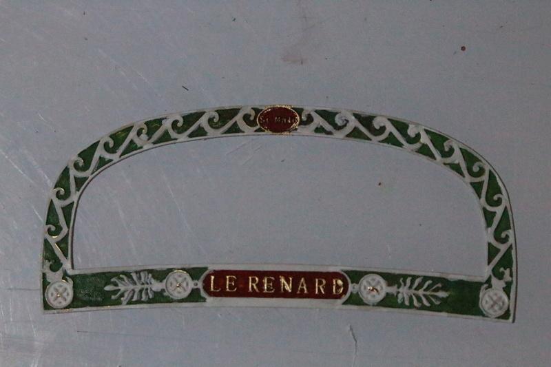 Le Renard éch: 1/50 Kit Artésania Latina - Page 3 Img_2719