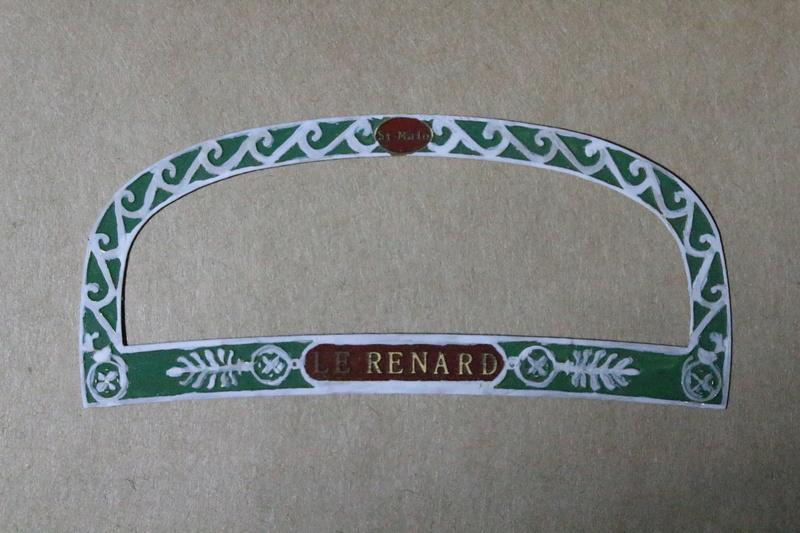 Le Renard éch: 1/50 Kit Artésania Latina - Page 3 Img_2723